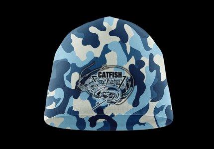 CATFISH_PRO_BLUE_CAMO_CZAPKA